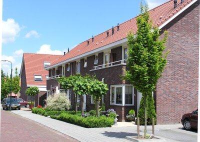 Woningen Over het Spoor in Hardinxveld