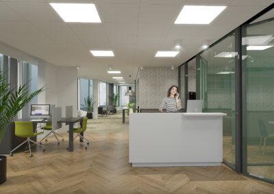 Nieuwe Rabobank locatie in Leerdam