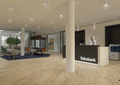 Rabobank regio Den Haag terug naar de Kerklaan
